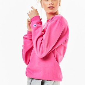 Pink Champion Pullover Sweatshirt💗